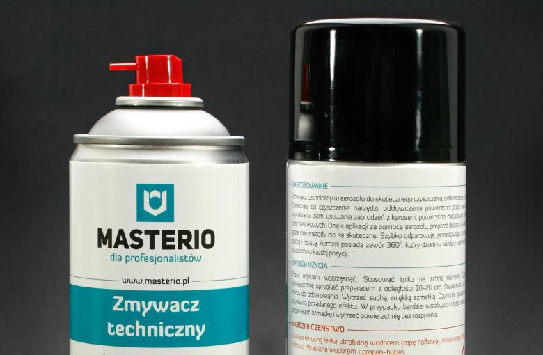 Zmywacz techniczny Masterio