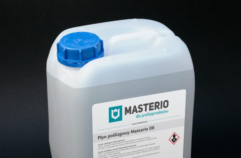 смазывающия жидкость Masterio 06